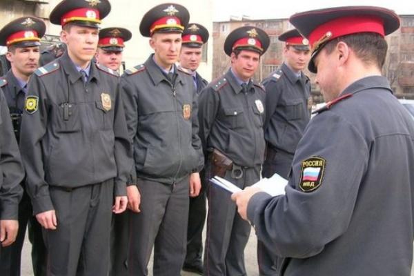 В День России воронежцев обезопасит тысяча полицейских
