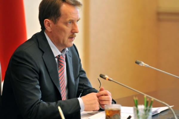 Гордеев отчитал мэра Воронежа за состояние ЖКХ