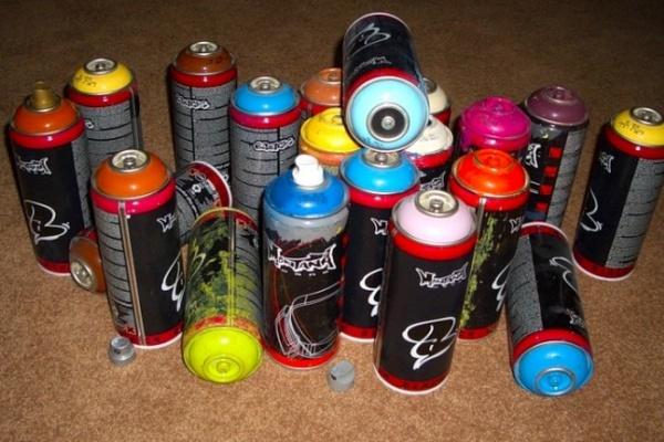 За граффити воронежские школьники могут сесть на 3 года