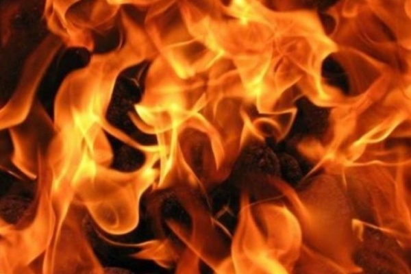 В Воронежской области в пожаре погиб мужчина