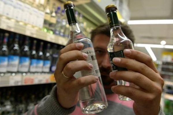 Воронежцы много покупают спиртного и мало пьют