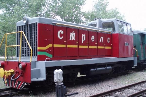 На ремонт детской железной дороги в Лисках планируется потратить 150 миллионов рублей