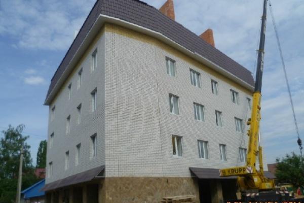 В Воронеже продают квартиры в незаконно построенном доме