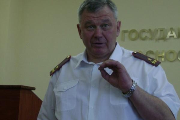 Владимир Верзилин продолжит «рулить» областным ГИБДД