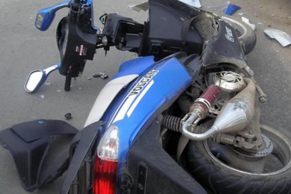 В Воронежской области разбились два подростка-скутериста