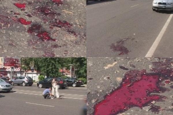 В центре Воронежа липчанин сбил недисциплинированного пешехода