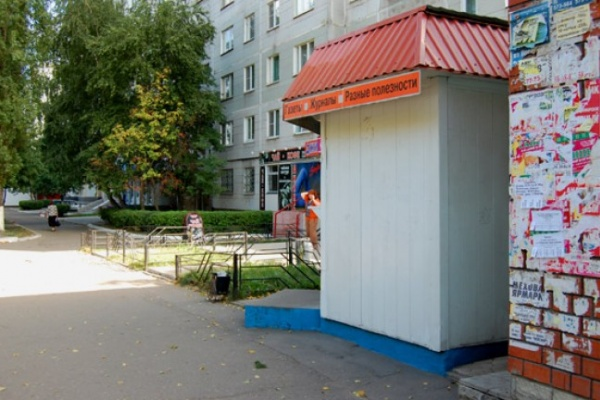 В Воронеже задержали юного налетчика на ларьки