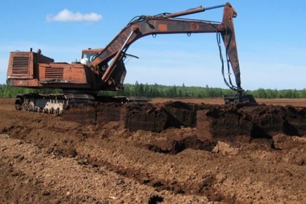 В Воронежской области снова будут добывать торф