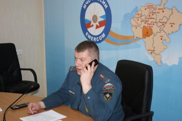 В Воронежской области развернут противопожарный оперативный штаб