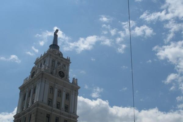 В Воронежской области на 3 дня объявлено штормовое предупреждение из-за жары