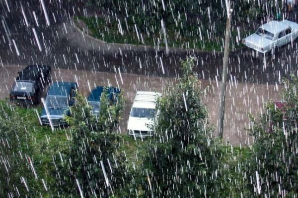 Раскаленный Воронеж смочит дождиком