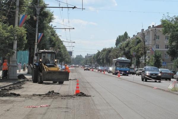 Из-за нерадивых автомобилистов проспект Революции перекроют до 1 августа