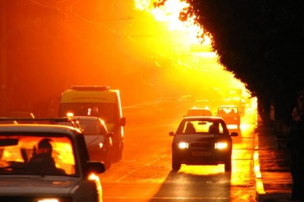 В Воронежской области на четыре дня объявлено «штормовое предупреждение» из-за жары