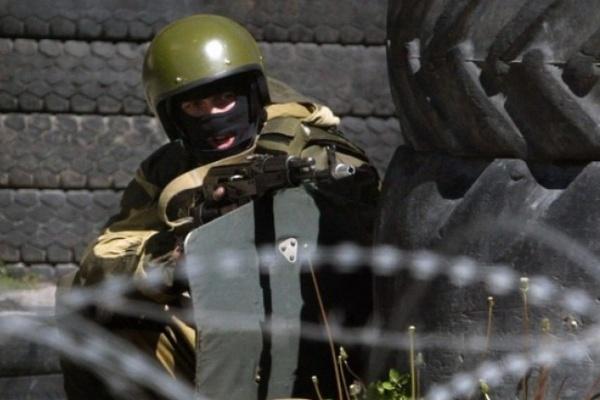 В Воронежской области силовики спасли сотрудников УФСИН от «террористов»