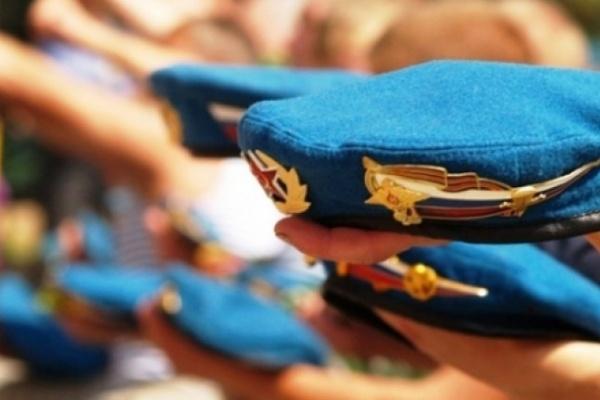 От купания в воронежских фонтанах десантников будут сдерживать 400 полицейских