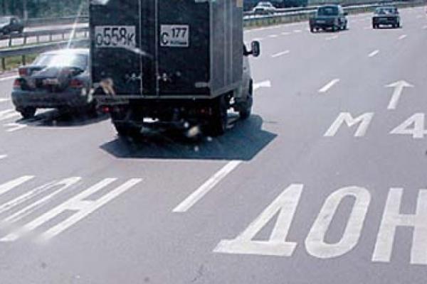 В Воронежской области из-за крупного ДТП трасса М-4 «встала» на несколько часов