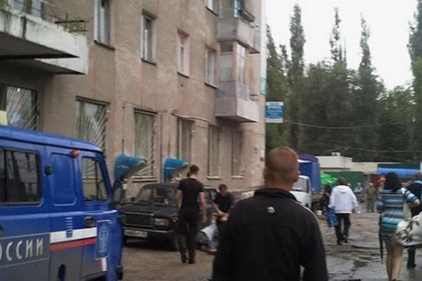 В Воронеже на почте неизвестные избили посетителей