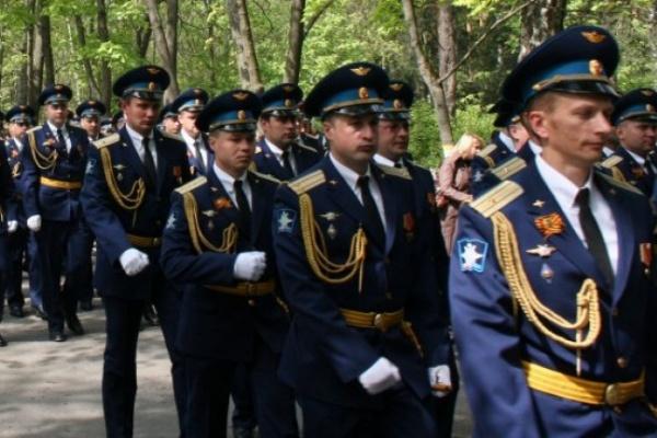 В выходные в Воронеже примут присягу 900 призывников