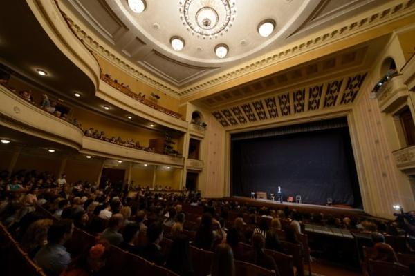 Мероприятия Платоновского фестиваля в Воронеже посетили 77 тысяч зрителей