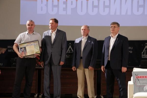 Воронежская строительная компания получила престижную награду