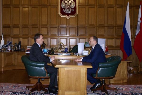 Воронежский вице-премьер Алексей Беспрозванных в срочном порядке уходит «на повышение»