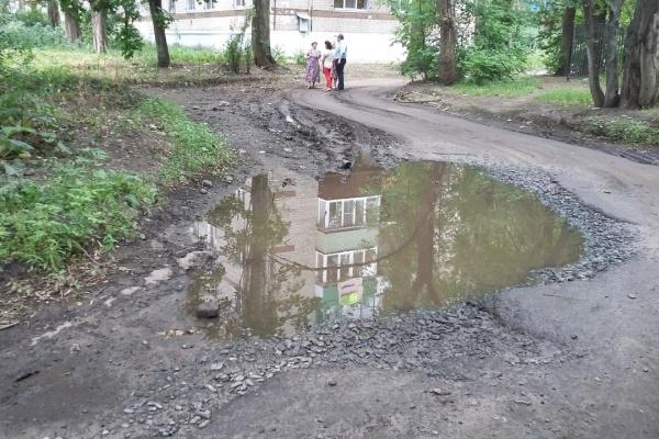 Общественники нашли нарушения в благоустройстве дворов Воронежа