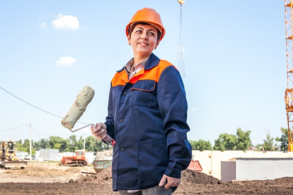 Воронежские строители готовятся к профессиональному празднику