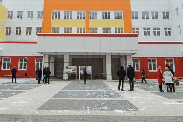 На строительство школы у квартала «Инстепа» под Воронежем направят 717 млн рублей