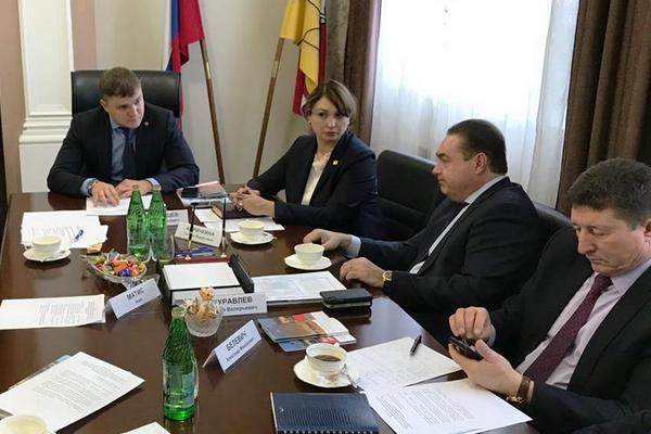 Воронежский губернатор передал туризм под контроль Артема Верховцева