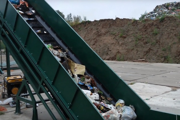 Мусоросортировочные комплексы появятся еще в двух кластерах Воронежской области