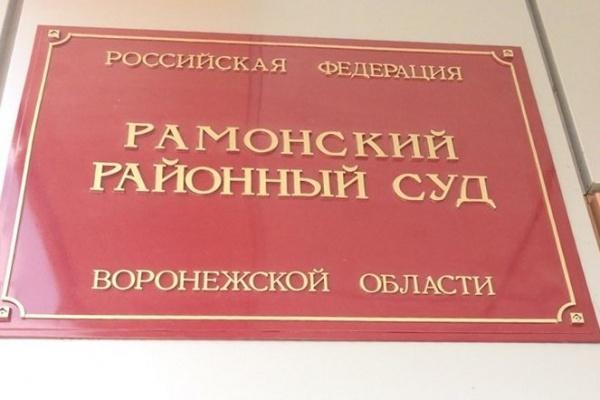 Суд скостил срок за взятку бывшему главе села под Воронежем