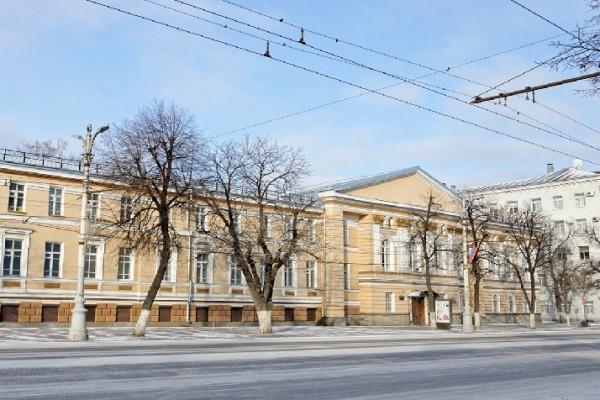 «Зодчие Черноземья» разработают проект реставрации воронежского Дома губернатора