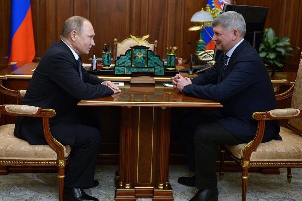 Первый год воронежского губернатора Александра Гусева