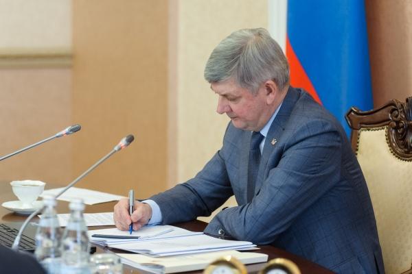 За год на посту воронежского губернатора Александр Гусев немного потерял в доходах