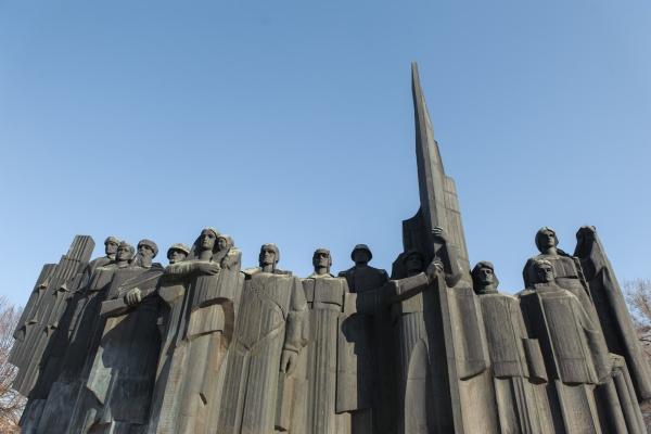 Площадь Победы в Воронеже реконструируют к 2024 году