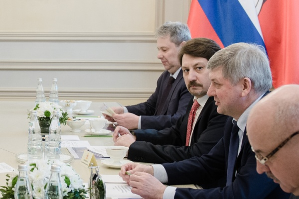 Воронежский губернатор назвал назначение Евгения Юрченко своей ошибкой