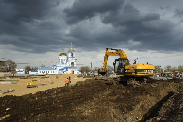 Глава региона пообещал воронежцам открыть Советскую площадь 1 июня