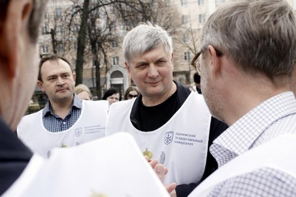 Воронежский губернатор закрепился в «хорошистах» рейтинга устойчивости глав субъектов РФ