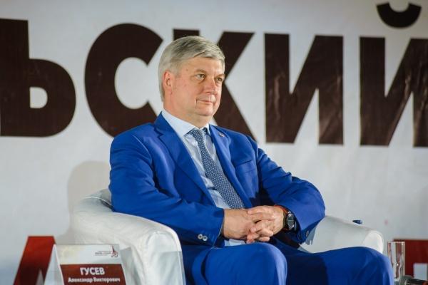 Глава Воронежской области вошел в топ-5 популярных губернаторов ЦФО