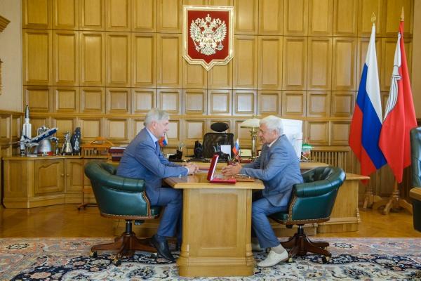 Воронежское правительство покидает руководитель мобилизационного управления