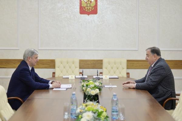 Абубакар Арсамаков поможет новому воронежскому губернатору с переработкой сельхозпродукции в регионе