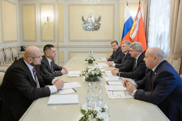 Новорожденная компания пообещала Воронежской области проект за 5 млрд рублей