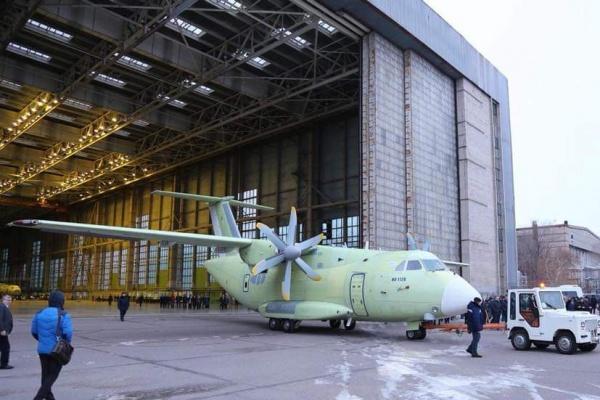 Воронежский авиазавод в 2019 году начнет сборку третьего и четвертого образцов Ил-112В