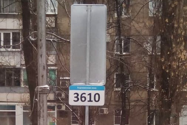 Воронежские платные парковки поборются за право называться муниципальными