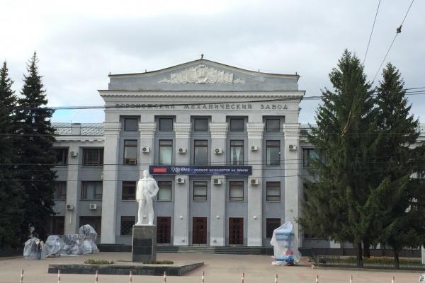 Воронежскому мехзаводу достался трехлетний контракт на 1,4 млрд рублей
