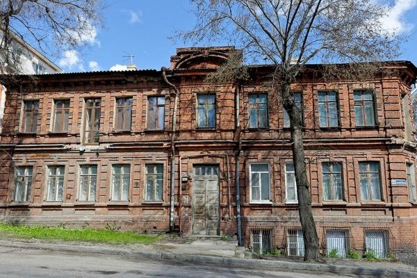 Дом Федорова в Воронеже готовят к капремонту