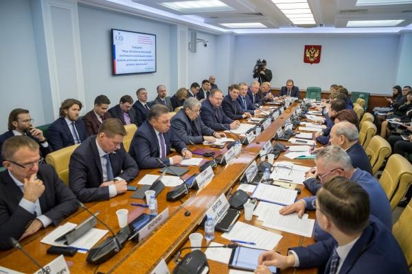 Воронежский сенатор предложил вернуться к рассмотрению поэтапного раскрытия счетов эскроу для застройщиков