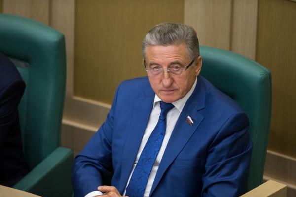 Воронежский сенатор снова вернулся к проблеме неэффективного использования зарезервированных энергомощностей