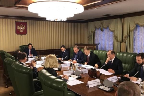 Алексей Гордеев подтянул зампреда воронежского облправительства в федеральную комиссию