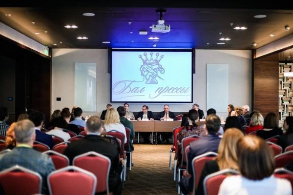 Организаторы воронежской премии «Бал прессы, бизнеса и власти» призвали меценатов смелее заявлять о проектах